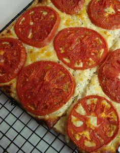Anti-Recipe: Tomato Tart