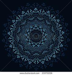 Snowflake Kaleidoscope - Bing Images