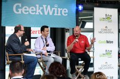 GeekWire March Madness contest: Win a free Sports Tech Summit ticket, t-shirts, and more