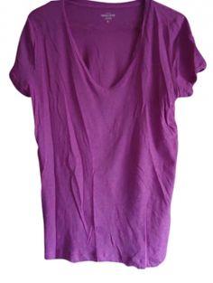 J.crew Vintage Tissue T Shirt Fuschia $15