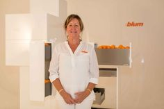 Blum's new drawer and organisation system was the centre of the company's Designday installation this year. White Out, Coat, Design, Fashion, Organization, Moda, Sewing Coat, Fashion Styles