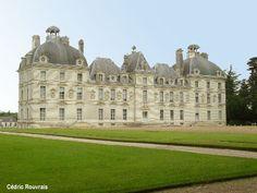 Chateau de Cheverny - Castle Tour of France