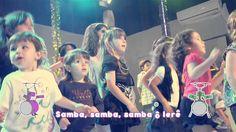 Mini Rock - Samba Lê Lê