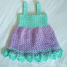 Valerie's Summer Sundress is yet another toddler addition to the Valerie Collection! Get the FREE crochet pattern here to complete your collection!