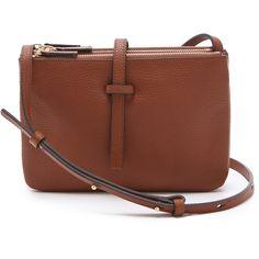 Annabel Ingall Jojo Cross Body Bag ($299) ❤ liked on Polyvore