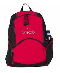 BIC Classic Backpacks made from 600 Denier Poly Canvas with padded adjustable shoulder straps, a front zippered pocket and side slip pocket, from the Redbows promotional bags range.Price ranging from £4.33 to £5.19 per unit(depends on order quantity ranging from 50 to 500 units)