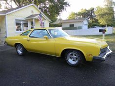1973 Buick Century - I used to have a 1974 Buick Century. Would like to have another.