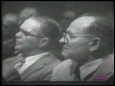 Presidential Candidate John Kennedy Speaks to the Greater Houston Ministerial Association, September 12, 1960