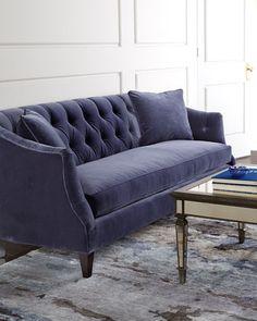 Living Room - Dannah Sofa at Neiman Marcus - $2149
