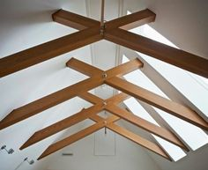 Beautiful Scissor Truss fashion South West Contemporary Kitchen ...