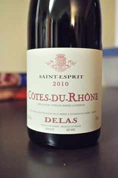Saint-Esprit (Appellation Côtes du Rhône contrôlée)