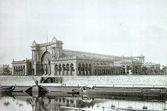 Lehrter Bahnhof, 1879
