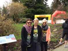 Harry's Spring Run-Off 2013 with Alicia and Ashley