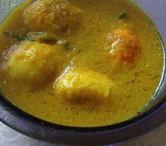 Loving Bangladeshi Kitchen(রান্নাঘর): Simple Egg Curry (ডিমের কারি)