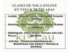 Os dejamos la agenda de Yoga Online....‼️RECUERDA mañana empezamos a las 20:30hs‼️. . 📢Estar atentos... mañana publicaremos el Código ID para acceder a la clase desde la aplicación ZOOM 🙏🏽🧘♀️🧘♂️✨. .  #centrokilau #yoga #yogagalicia #yogainspiration #yogapractice #yogavivo #yogavivoapp #zoom #zoomyoga #practicayoga #practicayogacambiatumundo #prácticayoga #practicayogaencasa #practicayogatodoslosdias #yogapratica #yogaencasa #yogaencasa🙏🕉🧘♀️ #yogaonlinegratis #yogaonline…