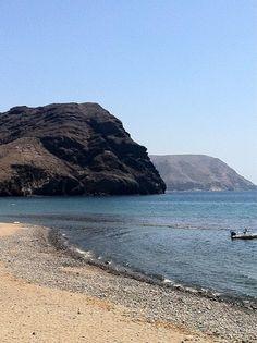 Playa de las Negras (Níjar, Almería), by @GemaSantanaTorr