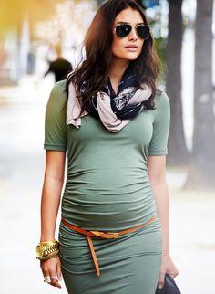 The Pleat Shift Dress | Dresses | Baukjen.com