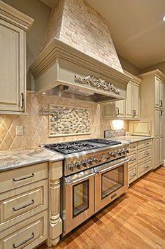 The Artisan Shop KitchensThe Finest in Custom Cabinetry Kitchen Cabinet Styles, Kitchen Cabinets, Tuscany Kitchen, Updated Kitchen, Kitchen Updates, Space Architecture, Tuscan Style, Kitchen Design, Kitchen Ideas