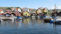 Hälleviksstrand, Sweden