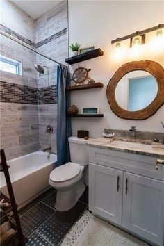 We will give you 10 Bathroom remodel ideas to help you out during your construction remodeling process Bathroom Colors, Small Bathroom, Bathroom Ideas, Bathroom Inspiration, Interior Design Inspiration, Interior Styling, Interior Decorating, Transitional Home Decor, Bathroom Interior Design