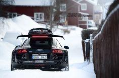 Best Sports Cars : Illustration Description Audi R8 V10 PPI RAZOR GTR