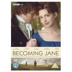 Becoming Jane - Anne Hathaway, James McAvoy, Julie Walters, James Cromwell, Maggie Smith