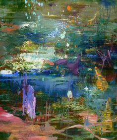 "Saatchi Art Artist: Jessica Muller; Oil 2013 Painting ""twg13"""