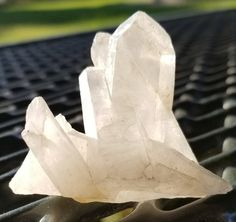 Quartz Crystal Cluster Mineral Specimen - Terminated Crystals - Mineral Specimen Collection - Metaphysical Healing Stone - Chakras - GEMS by on Etsy Crystal Cluster, Quartz Crystal, Minerals For Sale, Crystals Minerals, Healing Stones, Etsy Shop, Chakras, Unique Jewelry, Handmade Gifts