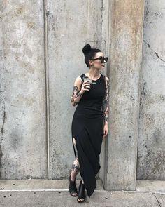 Dark Fashion, Gothic Fashion, Fashion Beauty, Fashion Fashion, Alternative Mode, Alternative Fashion, Rock Outfits, Fashion Outfits, Grunge Outfits
