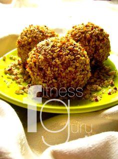 Ovsené truffles
