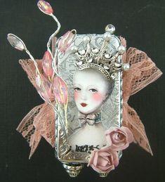 Marie Antoinette Domino Book