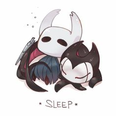 The Knight & Grimm nap Grimm, Dibujos Dark, Team Cherry, Hollow Night, Hollow Art, Knight Games, Knight Art, Anime Kawaii, Cute Characters