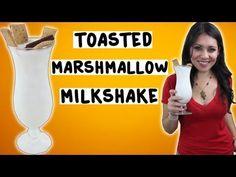 Toasted Marshmallow Milkshake - TipsyBartender - YouTube