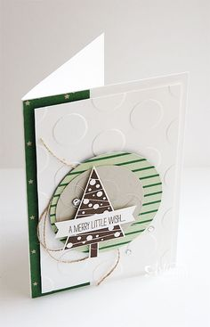 Stampin 'Cards and Memories: Workshop Stempel een Stack