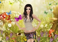 Captured Inside IMVU - Join the Fun!♥