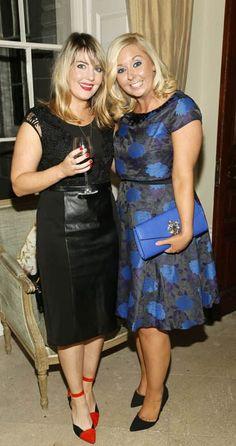 The Divine Fashion Show Celebrates 10 Years Of Style -  Sarah Smith and Jennifer Graham