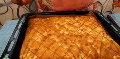 Tento koláč je fantastický - veľmi chutný a naozaj jednoduchý na prípravu. Určite ho skúste aj s tou vynikajúcou škoricovou polevou, tá totižto dotiahne obyčajný koláč do absolútnej dokonalosti! Tasty Pastry, Sweet Pie, Pastry And Bakery, Russian Recipes, Kefir, Pie Recipes, Food And Drink, Baking, Sweets