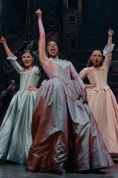 Broadway Theatre, Musical Theatre, Hamilton Playbill, Hamilton Schuyler Sisters, Daveed Diggs, Hamilton Musical, Dear Evan Hansen, Alexander Hamilton, Lin Manuel Miranda