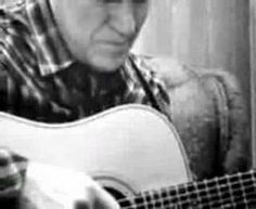Doc Watson Performing Handsome Molly
