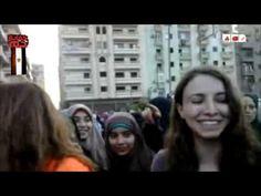 رصد   كلمة لمشاركات بالمسيرات المؤيدة للرئيس مرسي بطنطا