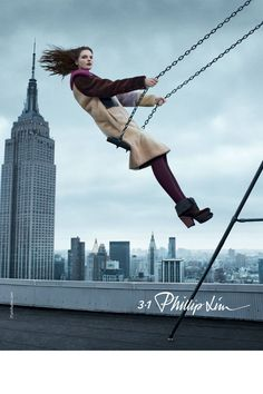 The Best Ads of Fall 2014 - Fall 2014 Fashion Campaigns - Harper's BAZAAR - 3.1 Phillip Lim