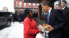 HOPE you enjoyed it President Obama!