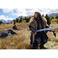 The Hobbit An Unexpected Journey ❤ liked on Polyvore featuring the hobbit, lotr, lord of the rings and people