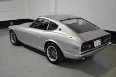 1971 Datsun 240Z For Sale Silver Rear