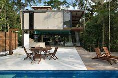 comoVER arquitetura urbanismo - o blog: Residência em Iporanga [Nitsche Arquitetos Associados]