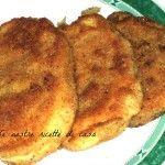 Provola a cotoletta con doppia panatura, fritta o al forno