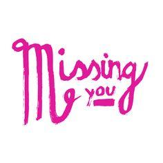 missing you Design: Kathrin Schiebler www.kathrinschiebler.de