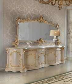 Baroque style dining room furniture Dining Room Furniture, Home Furniture, Furniture Design, Dressing Table Design, Luxury Italian Furniture, Hallway Designs, Pink Room, Living Room Grey, Luxurious Bedrooms