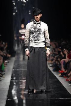 Jean Paul Gaultier, Fashion Show in Beijing