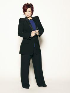 The Talk Photos: Sharon Osbourne, co-host of THE TALK.
